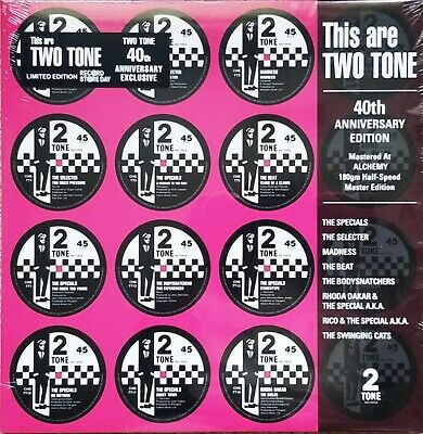 £22.95 • Buy This Are TWO TONE LP Remastered Specials Madness Beat RECORD STORE DAY 2020 RSD