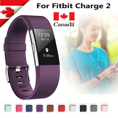 $ CDN5.69 • Buy For Fitbit Charge 2 Various Luxe Band Replacement Wristband Watch Strap Bracelet
