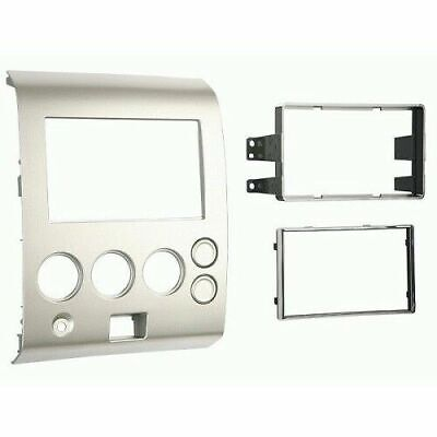 $33.50 • Buy Metra 95-7406 Double DIN Install Dash Kit For 2004-07 Nissan Titan & Armada