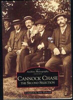 Cannock Chase A Second Selection.Photographs.Softcover. • 10£
