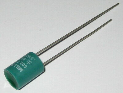 $8.95 • Buy Mills 502.51 Ohm High Precision Resistor With Radial Leads - 0.01% Tolerance
