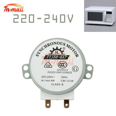 Microwave Oven Turntable Turn Table TYJ50-8A7 220-240V Synchronous Motor • 1.93£