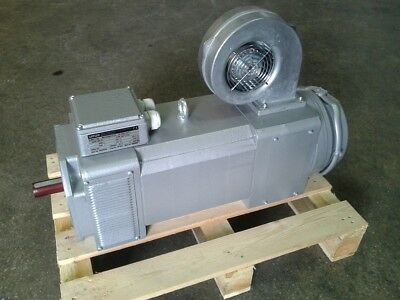 Electric DC Motor With Brake 46Kw 3150rpm Lenze  MGFQUBS132-32 • 580£