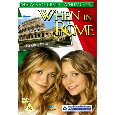 [DISC ONLY] When In Rome (DVD, 2002) • 1.89£