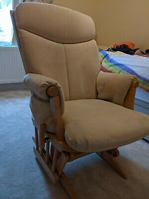 Maternity Rocking Chair With Footstool • 35£