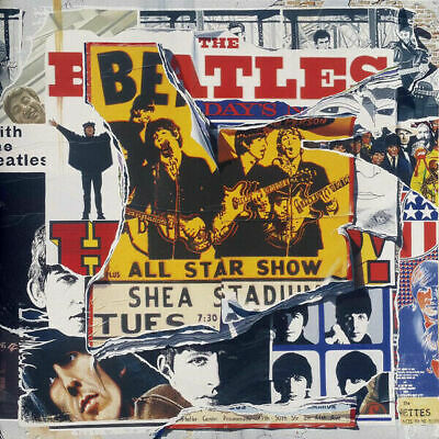 The Beatles Anthology Volume 2 Sealed Vinyl Set,sent Rec/del 2017  Edition. • 34.99£