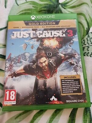 Just Cause 3 Gold Edition (Xbox One) • 2£