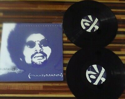 2x Moodymann Silentintroduction Rare 12  Vinyl Record Planet E Pe65234 • 149.95£