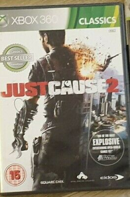 Just Cause 2 Xbox 360 • 1.20£