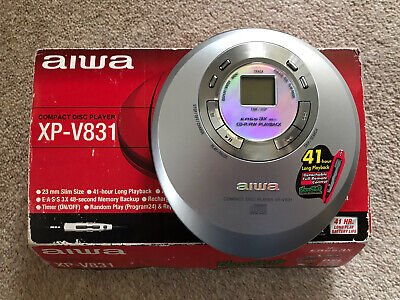 Aiwa Compact Disc Player XP-V831 • 14.99£