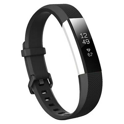 AU5 • Buy Fitbit Alta HR Band Replacement Strap Wristband Buckle Bracelet Fitness Black