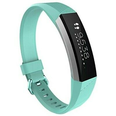 AU5 • Buy Fitbit Alta HR Band Replacement Strap Wristband Brace Fitness Mint Large Green