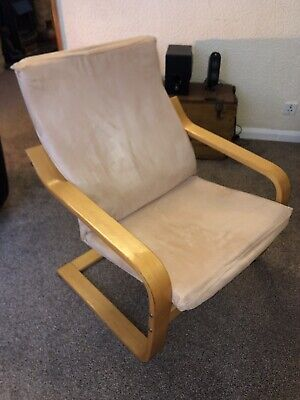 Ikea Cream Chair • 27£