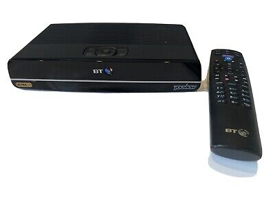 BT Ultra HD Youview Box Uhd Dtr-t4000 1tb/v3 • 25.99£