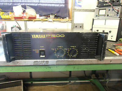 Yamaha P1500 Power Amplifier • 75£