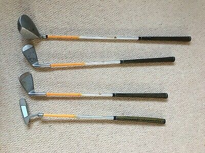 Young Guns Junior Golf Clubs - Mid Size - Approx 39  Inch Child • 5£