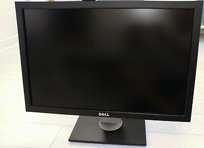 Monitor DELL 27  UltraSharp 2709W Widescreen IPS LCD 16:10, 2x DVI, DP HDMI, USB • 150£