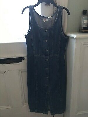 "Ladies Levi Denim Dress, Size XSmall. Condition Is  New"", Dispatched With Royal  • 12.89£"