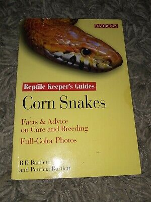 Corn Snake Keepers Guide Book • 0.99£