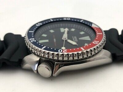$ CDN84.72 • Buy Vintage Seiko 7002-7000 Diver Automatic 150M ORIGINAL BAND PEPSI DIAL SERVICED
