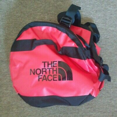 The North Face Base Camp Red Duffel Bag Size Large L 95L **Great Condition** • 31£