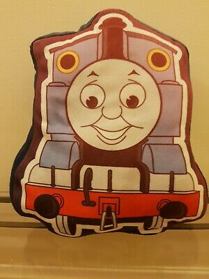Vintage Genuine Thomas The Tank Engine Pillow  Cussion 12  (Clean) • 15£