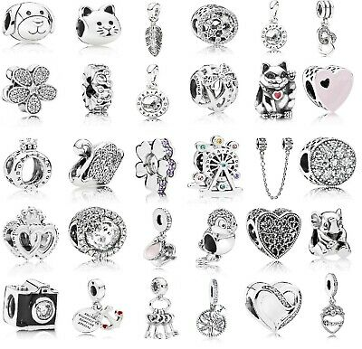 #32# New Authentic Genuine PANDORA Charms ALE S 925 Sterling Silver • 19.99£