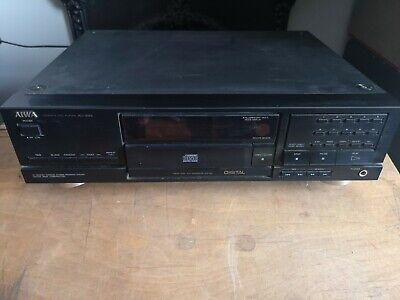 Aiwa XC-333 Compact Disc CD Player Vintage Hifi Separate • 9.99£