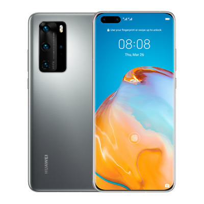 Huawei P40 Pro 5G 256GB Silver Frost Unlocked Dual Sim Open Condition • 499£