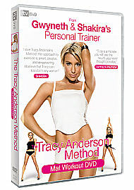 [DISC ONLY] The Tracy Anderson Method: Mat Workout DVD (2009) Tracy Anderson  • 1.89£