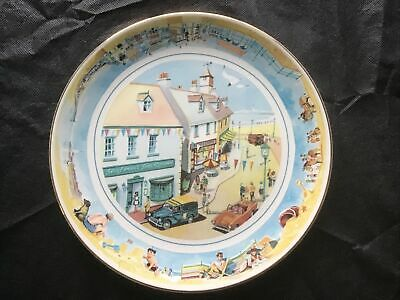 Ringtons Seaside Days Limited Addition Plate By Masons • 1.25£