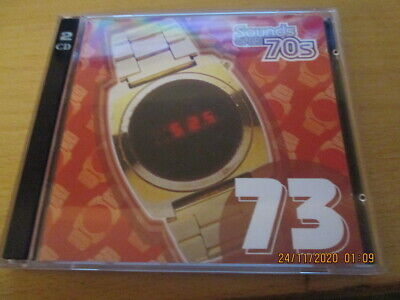 TIME LIFE CD SOUNDS OF THE 70s MORE HITS FROM 73 HARD TO FIND. • 40£