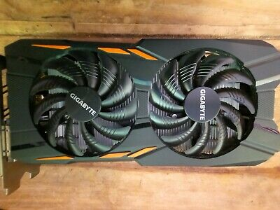 $ CDN82.47 • Buy Gigabyte Geforce GTX 1050 Ti USED In Excellent Condition. 4gb