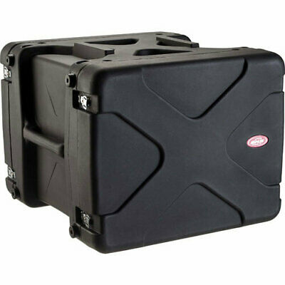 1SKB-R908U20  8U Shock Mounted Rack Case 20  Deep • 315£
