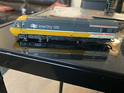 Hornby OO Gauge Inter City 125 Power Car BR Executive Livery 43126 Non Runner • 19.99£