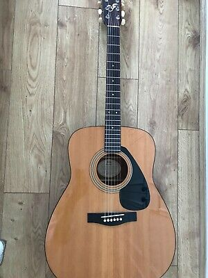 Yamaha FG400A Guitar. Excellent Condition. Only Used At Home. With Soft Bag. • 50£