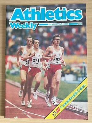£5 • Buy Various Individual Athletics Weekly Magazines From 1986. Good Condition For Age.