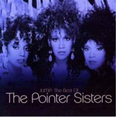 The Pointer Sisters-Jump CD NEW • 5.98£