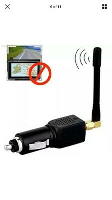 New 12V 2W Vehicle Car GPS Signal Interference  Tracking Interceptor UK SELLER • 25.99£