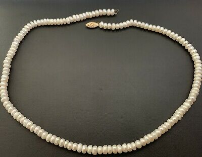$160 • Buy 20 Inch Mabe Pearl Strand Necklace 14k (585) Clasp