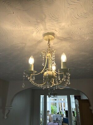 Laura Ashley Lighting Chandelier  2Available Very Good Condition Collection Only • 35£