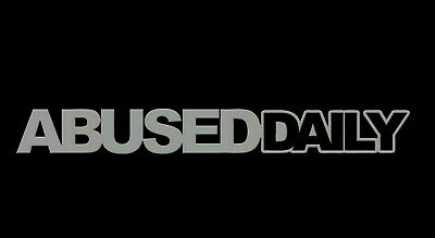 $3 • Buy Abused Daily Sticker JDM Slammed Stance Funny Drift Lowered Car Window Decal 7