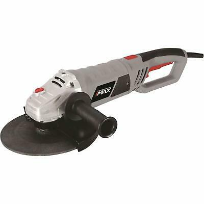 AU155.94 • Buy Angle Grinder 230mm 9  Electric 230v Corded With Tipped Disc Included