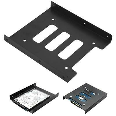 AU5.05 • Buy 2.5  To 3.5 SSD HDD Metal Adapter Mounting Bracket Hard Drive Holder Dock For PC