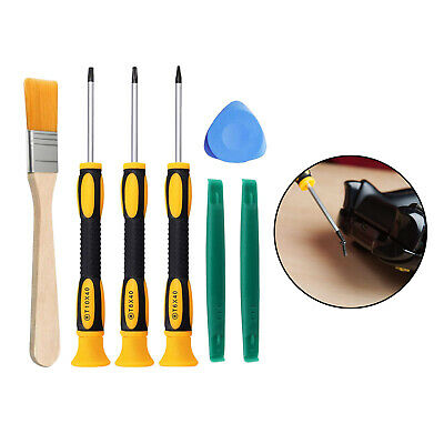 £3.96 • Buy 7Pcs Screwdriver Tool Repair Kit Controller Console For PS4 PS3 Xbox360