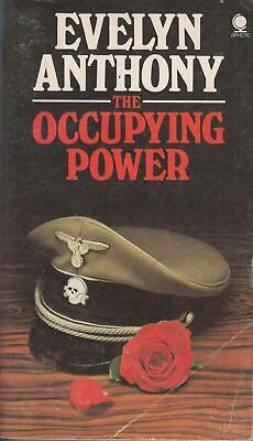 Occupying Power - Evelyn Anthony - Sphere - Acceptable - Paperback • 1.97£