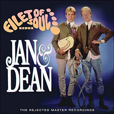£13.20 • Buy Jan And Dean - Filet Of Soul Redux: The Rejected Master Recordings [CD]