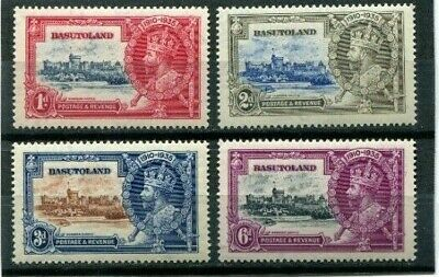 1935 Silver Jubilee Basutoland Set Unmounted Mint See Description • 3£