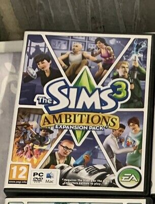 The Sims 3: Ambitions • 3£