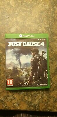 Just Cause 4 Xbox One Free P&P • 8£